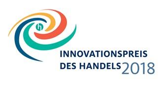 Logo Innovationspreis des Handels 2018, ©HDE