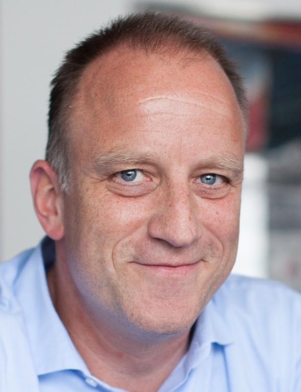 Christoph Borgmann, Foto Homepage, Vorstand