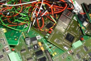 Elektronikschrott, © HV NRW Krefeld-Kempen-Viersen