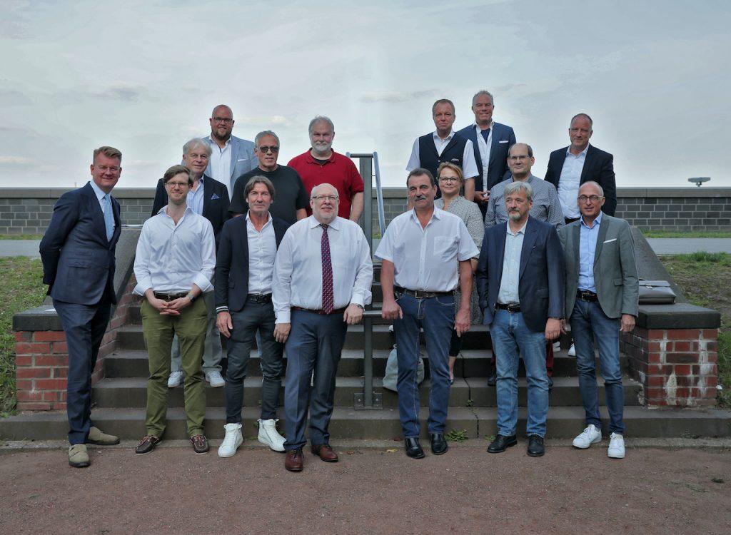 Delegierte das Handelsverband NRW Krefeld-Kempen-Viersen
